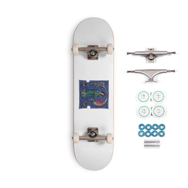 Aliena Accessories Skateboard by Deus Lo Vult Merchandise Store