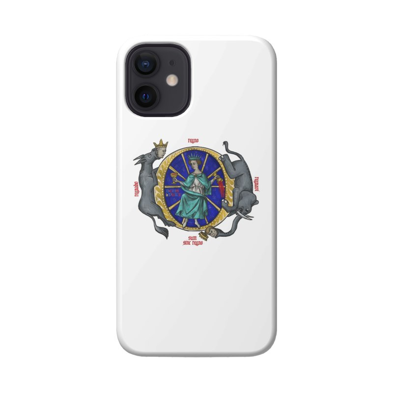 O Fortuna Accessories Phone Case by Deus Lo Vult Merchandise Store