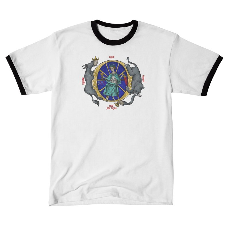 O Fortuna Men's T-Shirt by Deus Lo Vult Merchandise Store