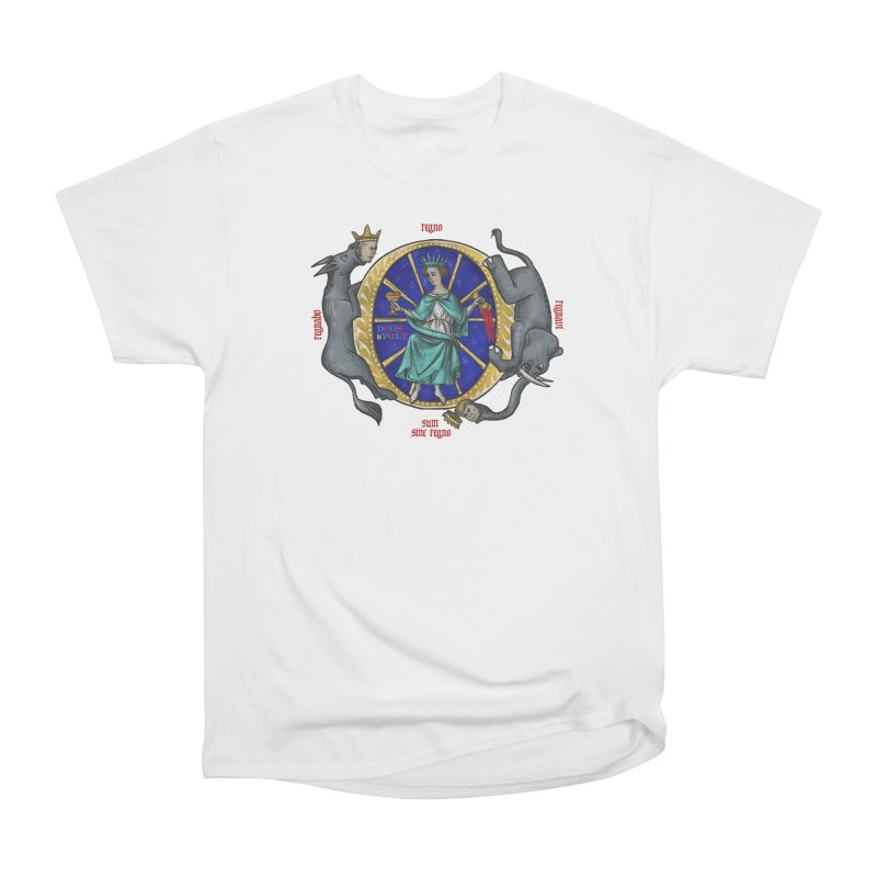 O Fortuna Women's T-Shirt by Deus Lo Vult Merchandise Store