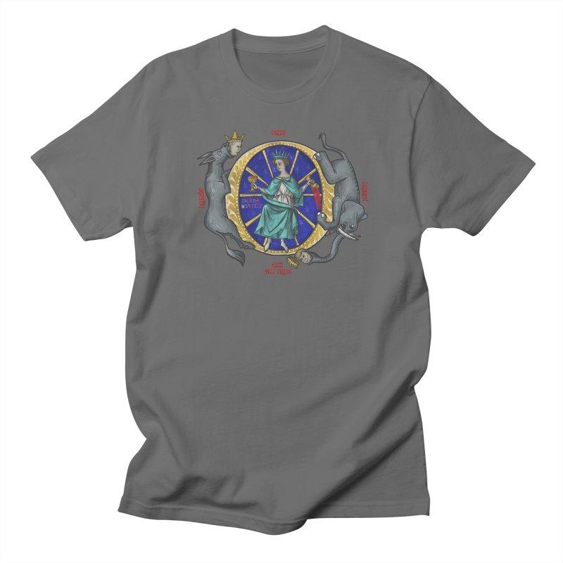 O Fortuna Men's T-Shirt by Deus Lo Vult Merchandise Store