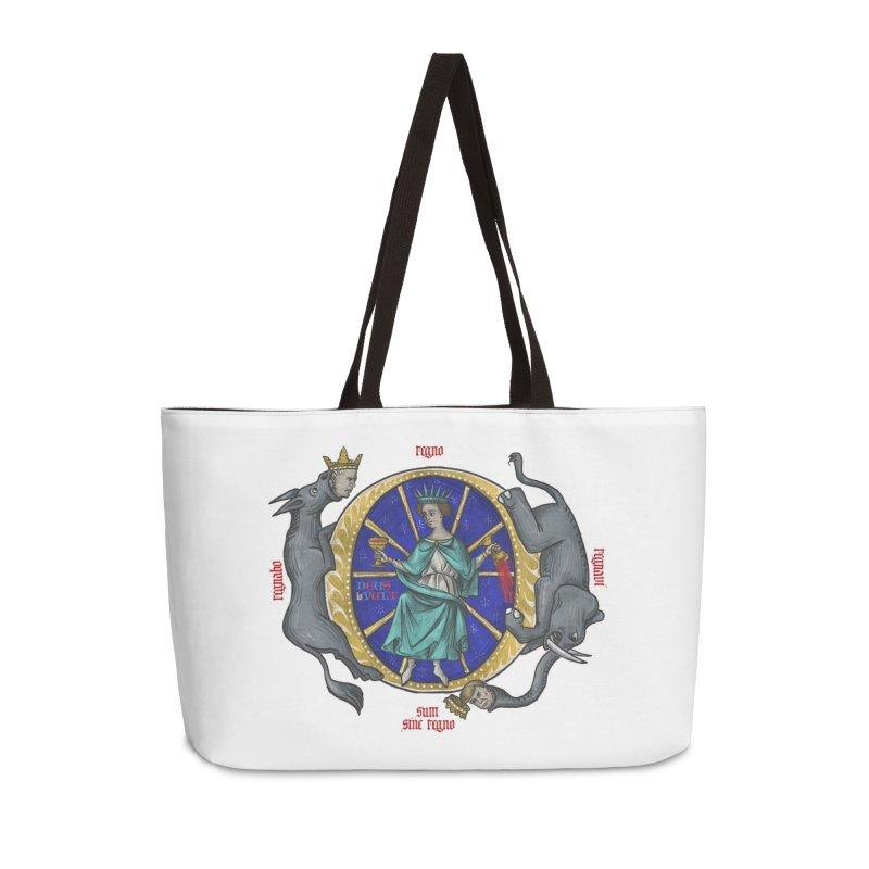 O Fortuna Accessories Bag by Deus Lo Vult Merchandise Store