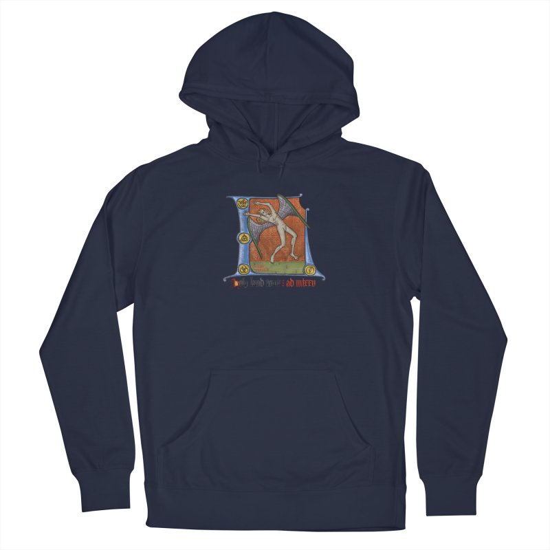 Holy Land Tour Men's Pullover Hoody by Deus Lo Vult Merchandise Store