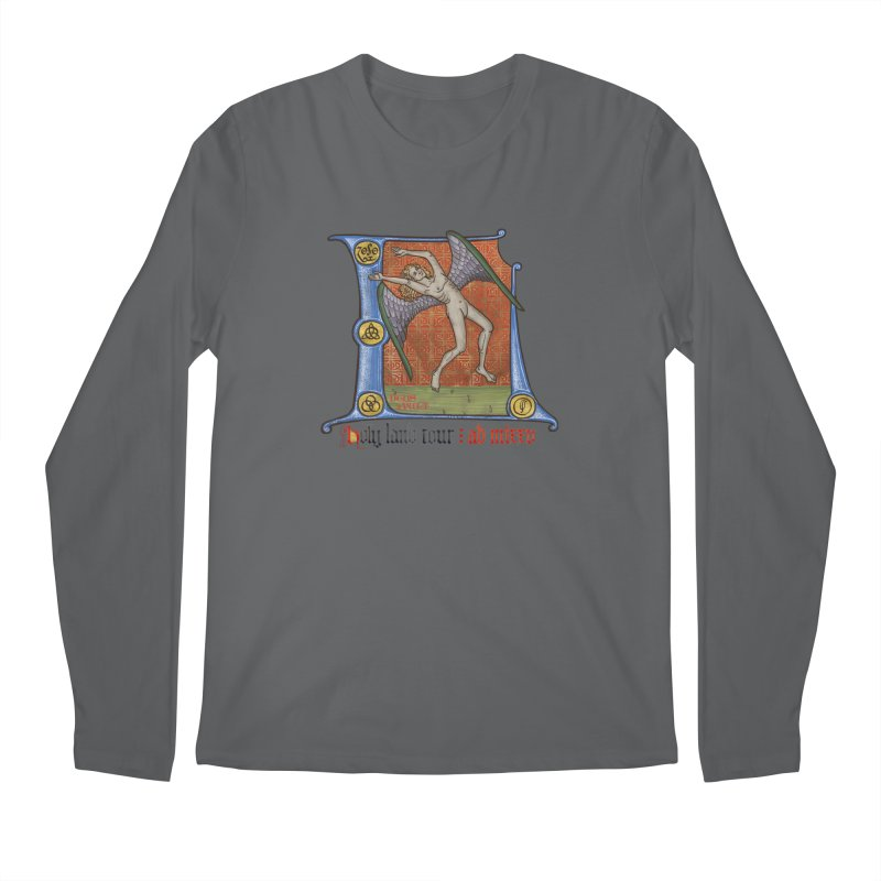 Holy Land Tour Men's Longsleeve T-Shirt by Deus Lo Vult Merchandise Store