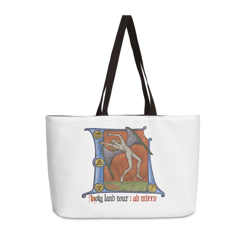 Holy Land Tour Accessories Bag by Deus Lo Vult Merchandise Store
