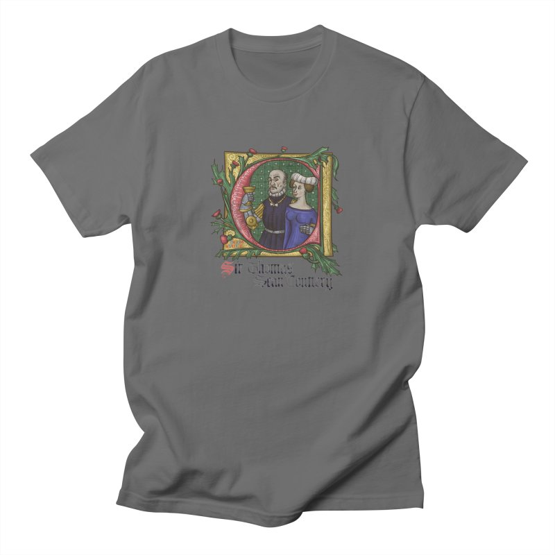 Sir Thomas Sean Connery Tribute Men's T-Shirt by Deus Lo Vult Merchandise Store