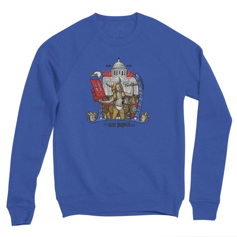 Nos populi Women's Sweatshirt by Deus Lo Vult Merchandise Store