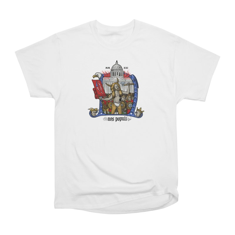 Nos populi Women's T-Shirt by Deus Lo Vult Merchandise Store