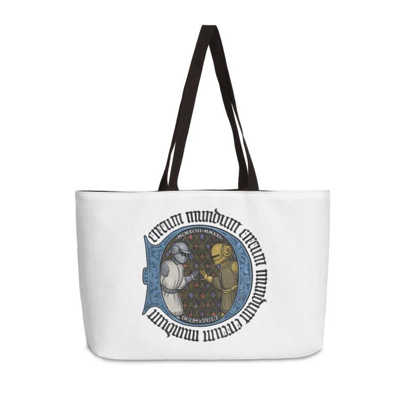 Daft Punk Tribute: 1993 – 2021 Accessories Bag by Deus Lo Vult Merchandise Store
