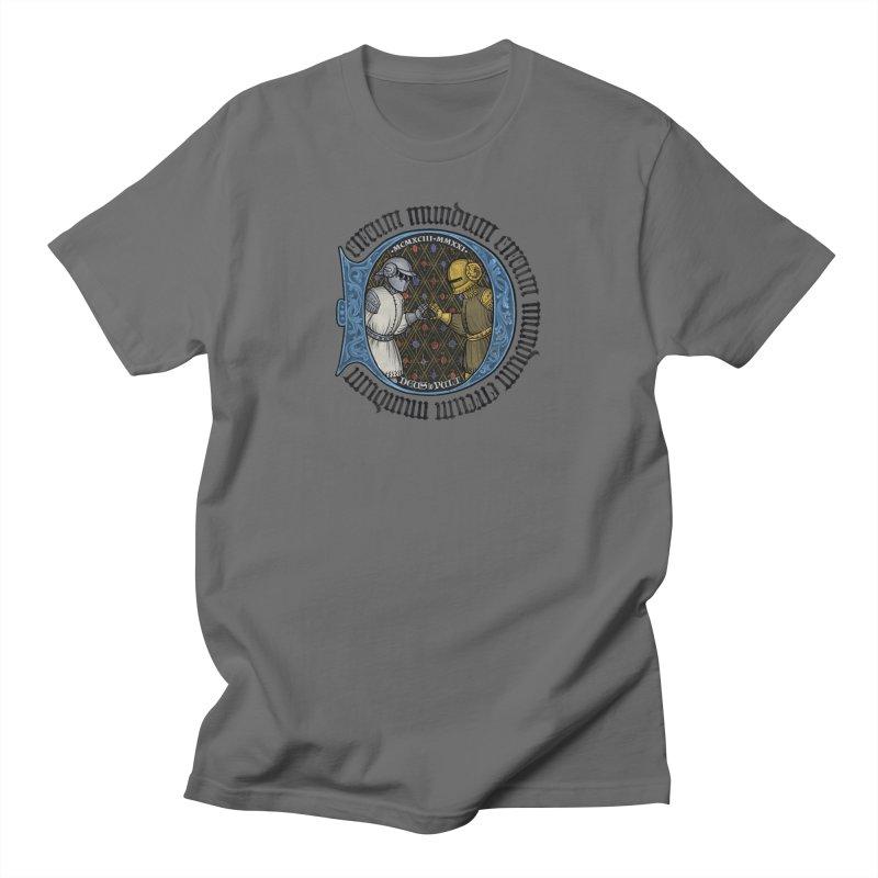 Daft Punk Tribute: 1993 – 2021 Men's T-Shirt by Deus Lo Vult Merchandise Store