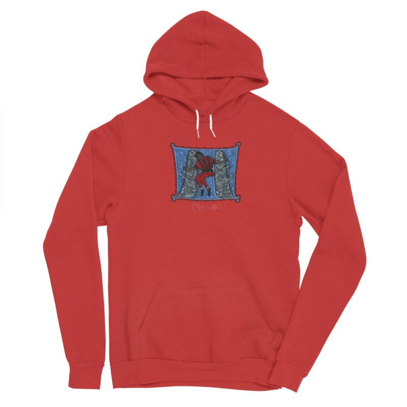 Tremor Tribute Men's Pullover Hoody by Deus Lo Vult Merchandise Store