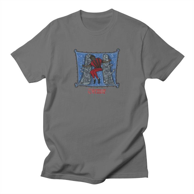 Tremor Tribute Men's T-Shirt by Deus Lo Vult Merchandise Store