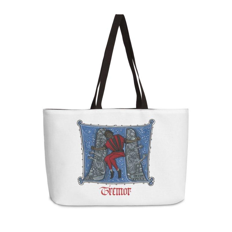 Tremor Tribute Accessories Bag by Deus Lo Vult Merchandise Store