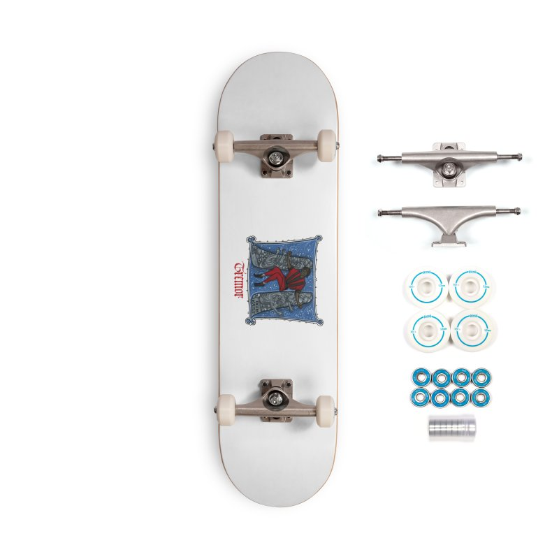 Tremor Tribute Accessories Skateboard by Deus Lo Vult Merchandise Store