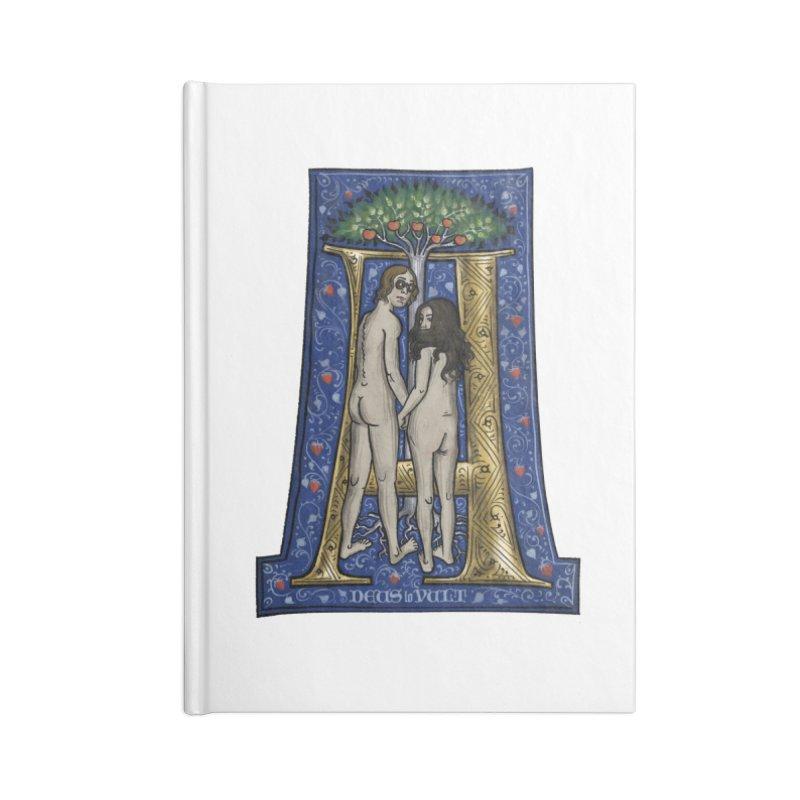 Amor omnibus indigetis Accessories Notebook by Deus Lo Vult Merchandise Store