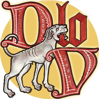 Deus Lo Vult Merchandise Store Logo