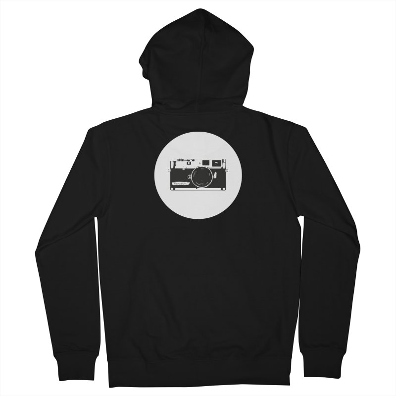Leica Women's Zip-Up Hoody by hiddenlight's Artist Shop