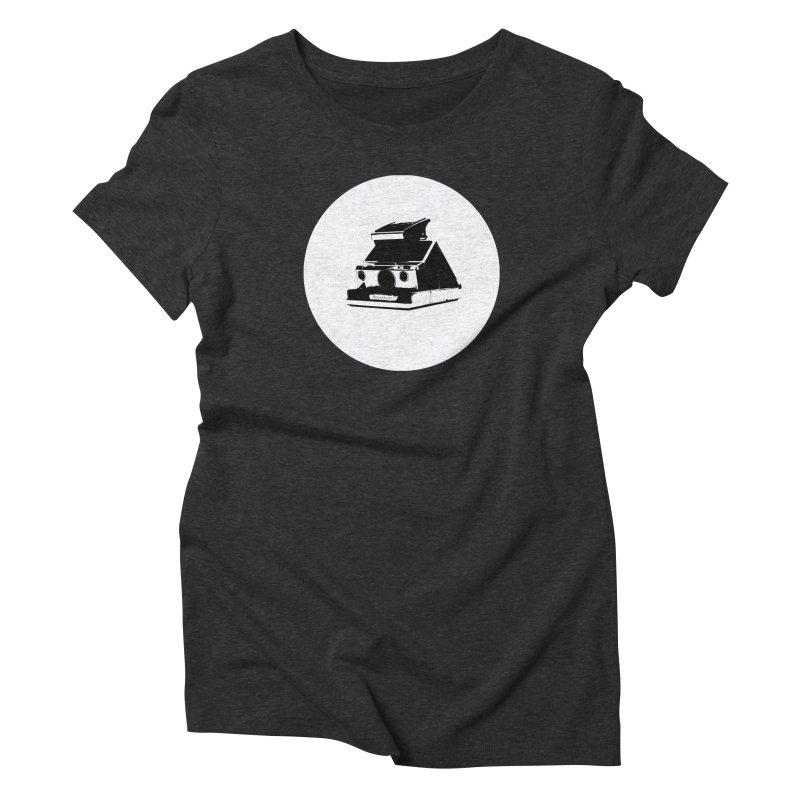 SX-70 Women's Triblend T-Shirt by hiddenlight's Artist Shop