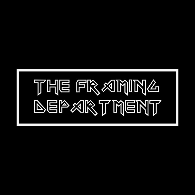 The Framing Department - Eddie Font - Iron Maiden Style by Hidden Light