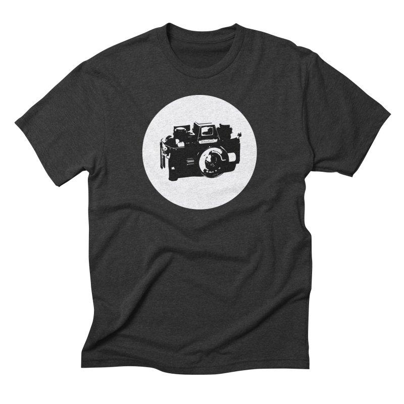 Nikonos Men's T-Shirt by Hidden Light