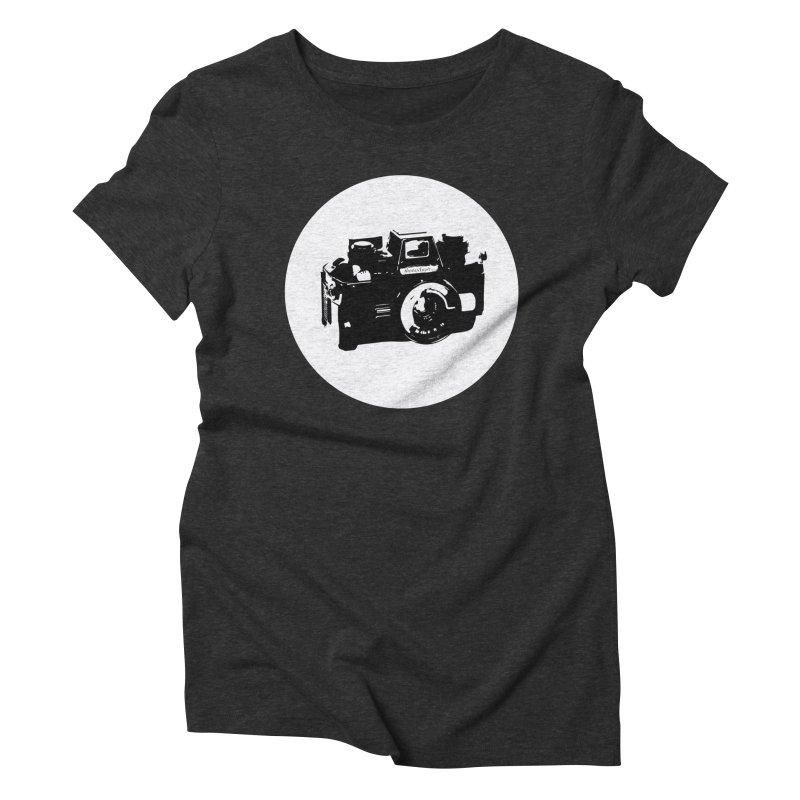 Nikonos Women's Triblend T-Shirt by Hidden Light
