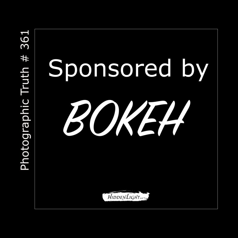 Sponsored by Bokeh by Hidden Light