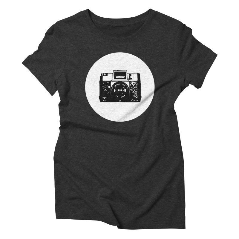 Holga Women's Triblend T-Shirt by Hidden Light