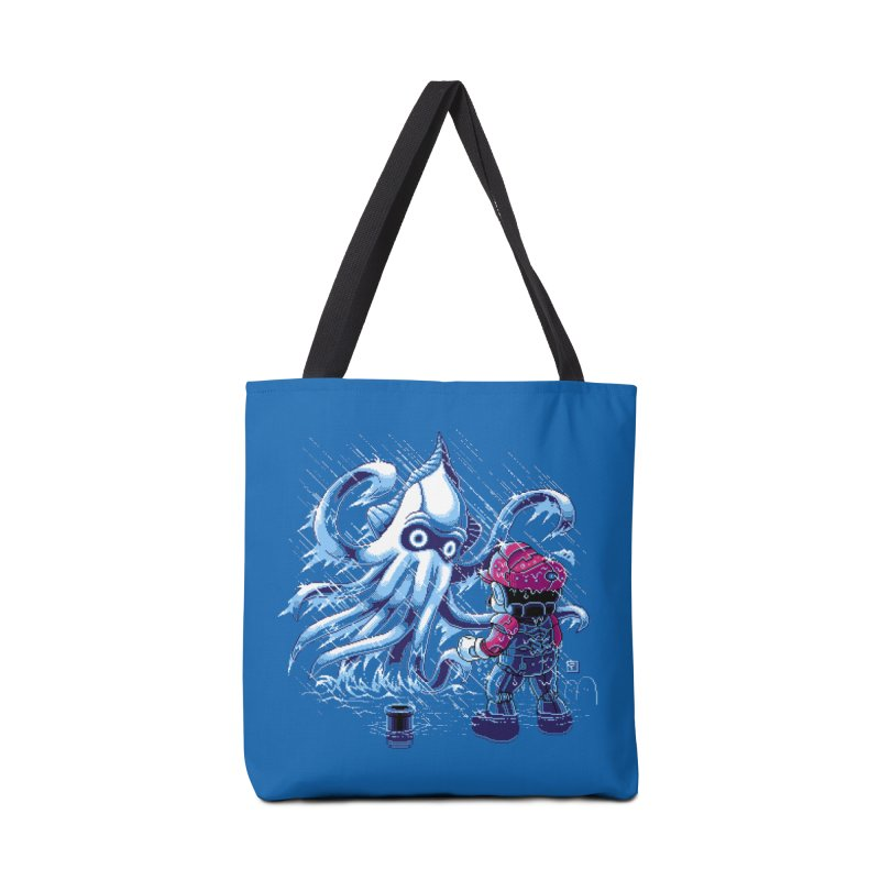 Pacific Shroom Accessories Bag by Hidden Nature's Artist Shop