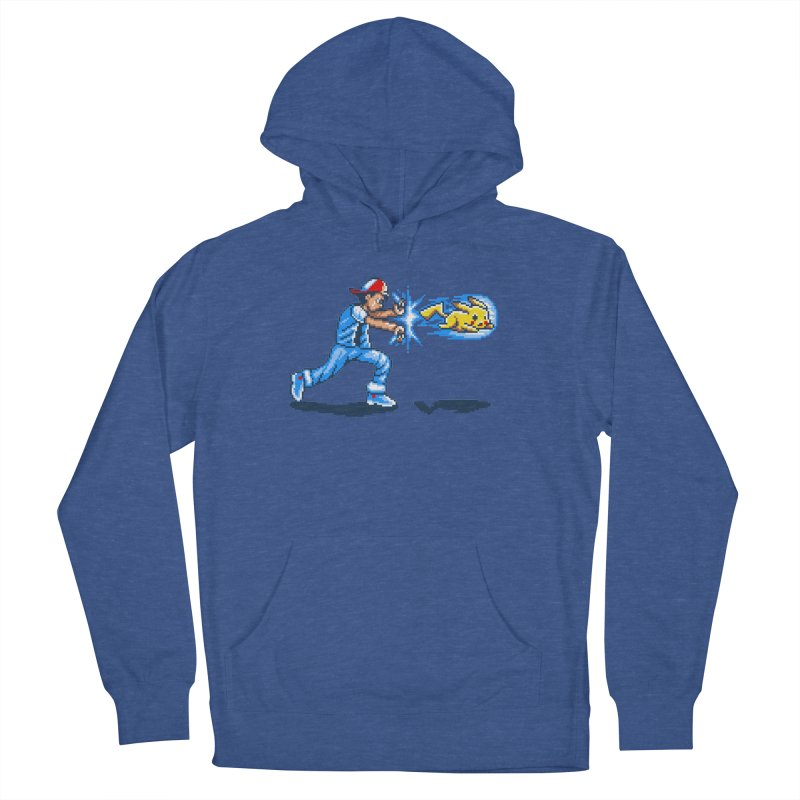 Pikadouken! Women's Pullover Hoody by Hidden Nature's Artist Shop