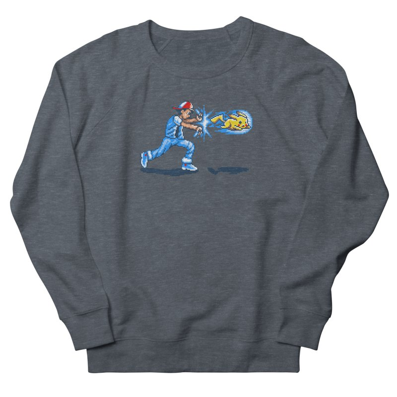 Pikadouken! Women's Sweatshirt by Hidden Nature's Artist Shop