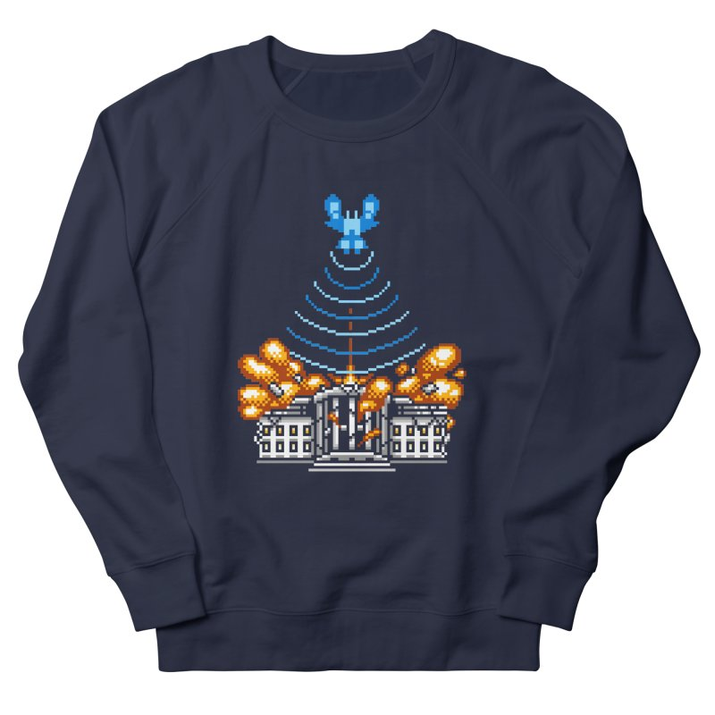 Blown 2 Bits Men's Sweatshirt by Hidden Nature's Artist Shop