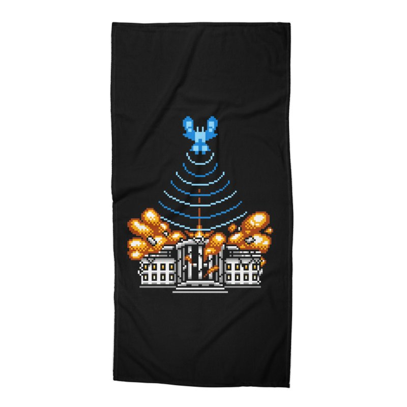 Blown 2 Bits Accessories Beach Towel by Hidden Nature's Artist Shop