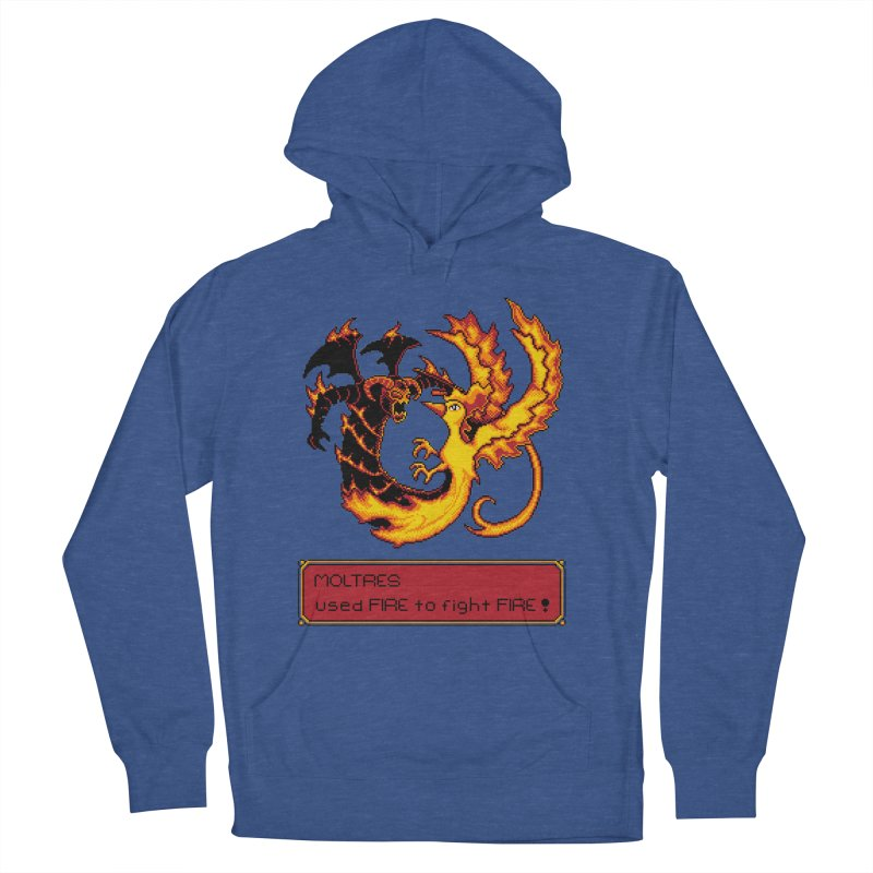 Shadow and Flame Women's Pullover Hoody by Hidden Nature's Artist Shop