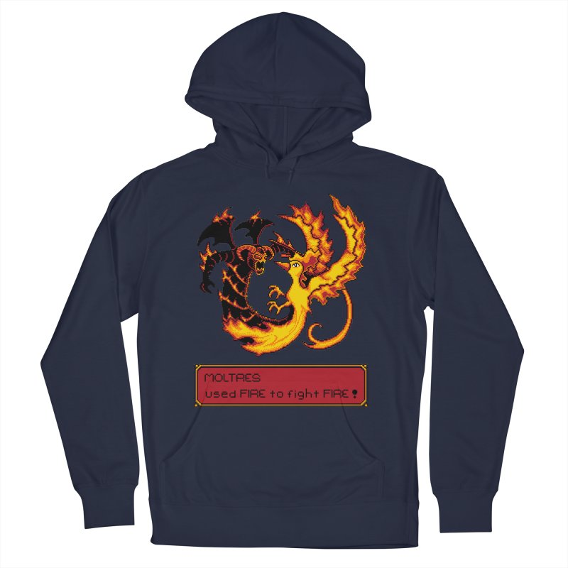 Shadow and Flame Men's Pullover Hoody by Hidden Nature's Artist Shop