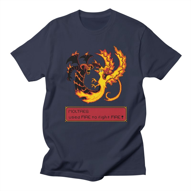 Shadow and Flame Men's T-Shirt by Hidden Nature's Artist Shop