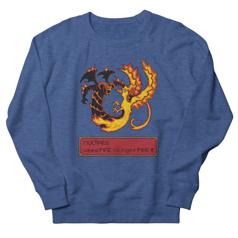 Shadow and Flame Women's Sweatshirt by Hidden Nature's Artist Shop
