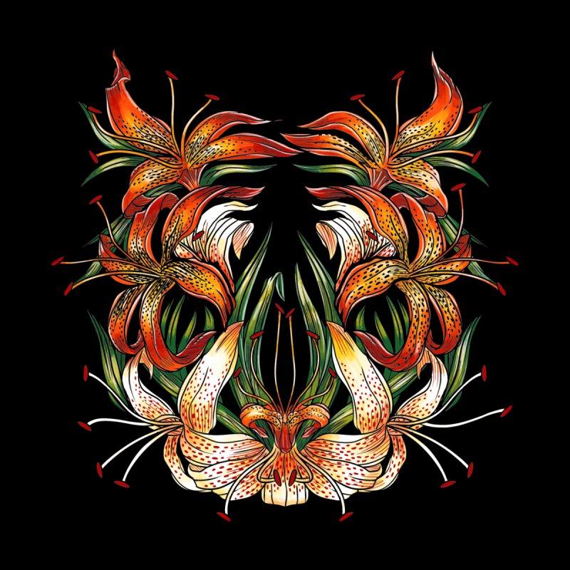 Tiger Lilies by Hidden Nature Design