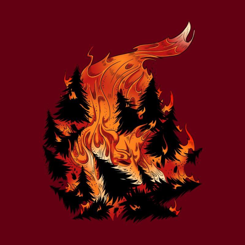 Wild Fire by Hidden Nature Design
