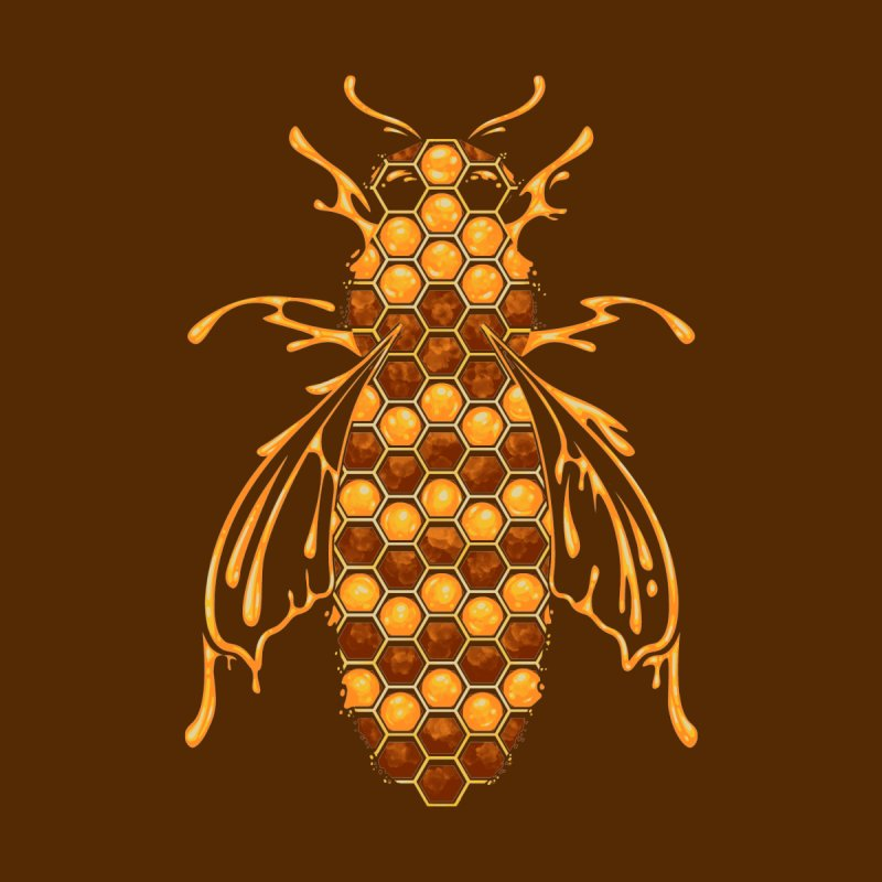The Honey Bee by Hidden Nature Design
