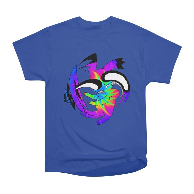 Acidchu Women's Heavyweight Unisex T-Shirt by High 5 Toons Store