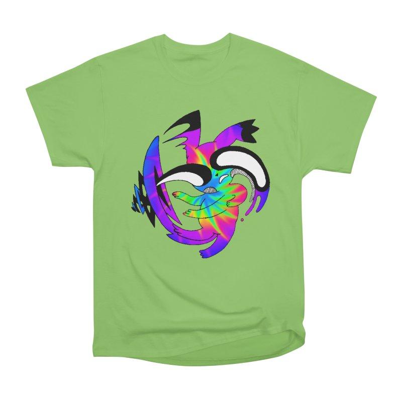 Acidchu Men's Heavyweight T-Shirt by High 5 Toons Store