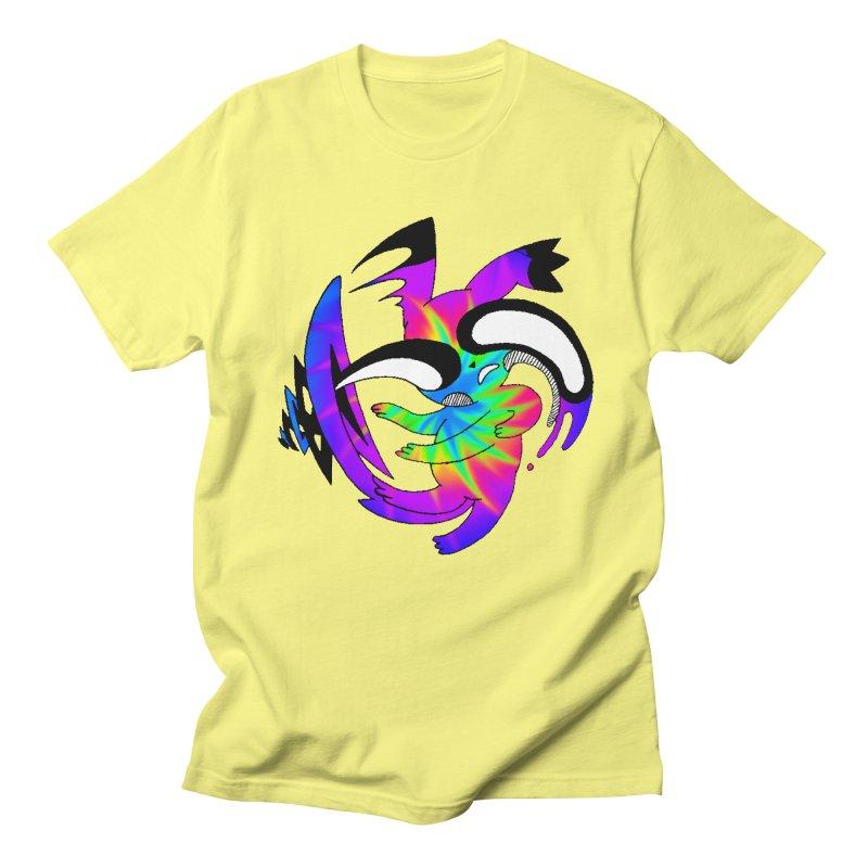 Acidchu Men's Regular T-Shirt by High 5 Toons Store