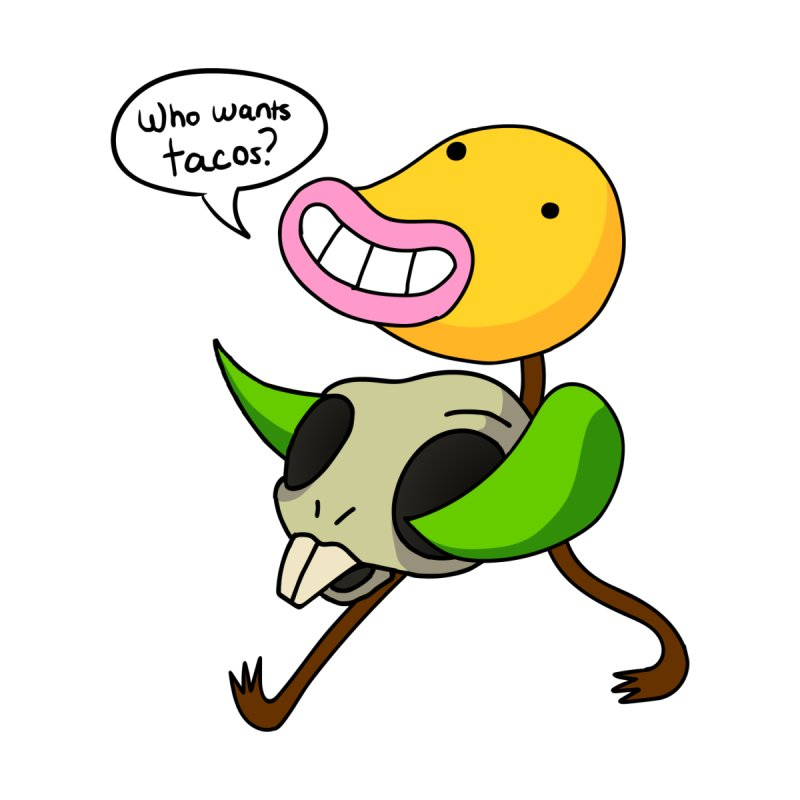 Who wants tacos? by High 5 Toons Store