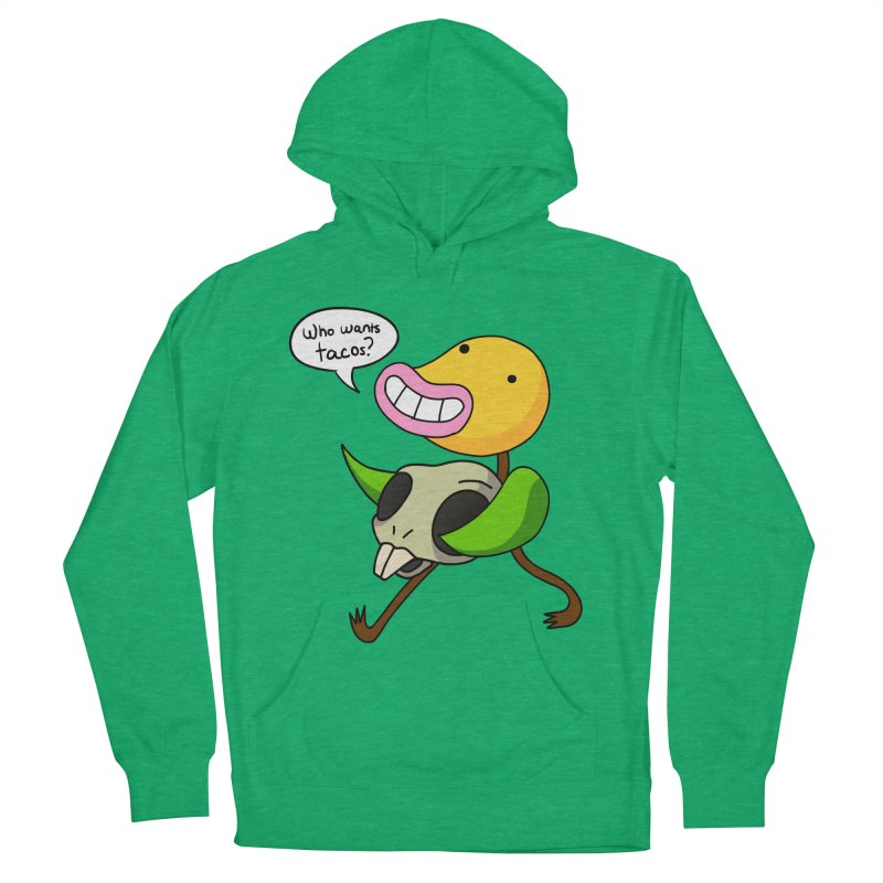 Who wants tacos? Women's Pullover Hoody by High 5 Toons Store