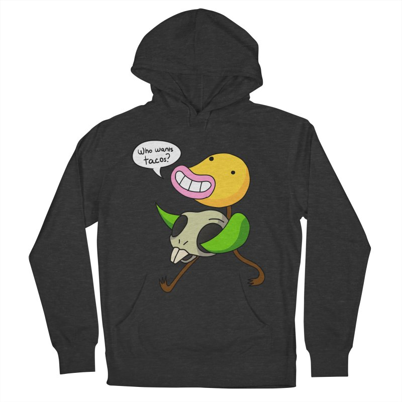 Who wants tacos? Men's Pullover Hoody by High 5 Toons Store