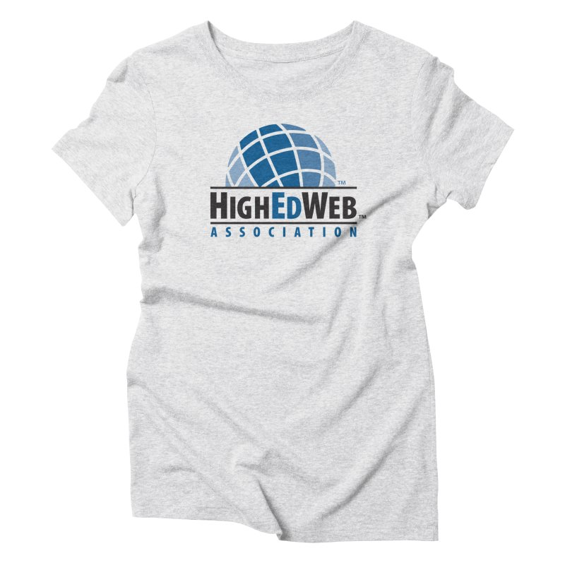 HighEdWeb Classic Logo Women's T-Shirt by HighEdWeb Apparel and Accessories