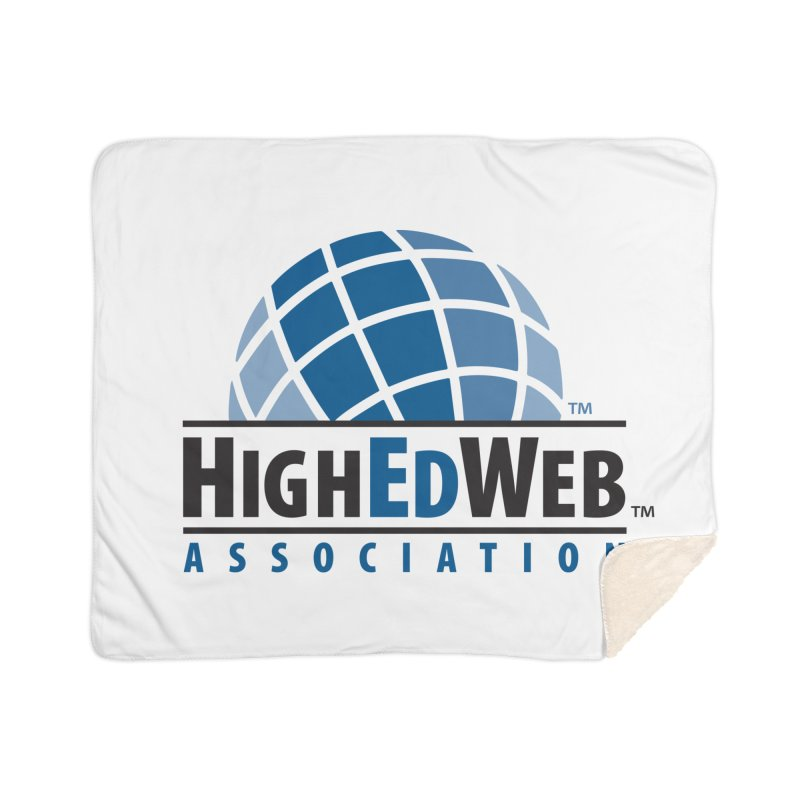 HighEdWeb Classic Logo Home Blanket by HighEdWeb Apparel and Accessories