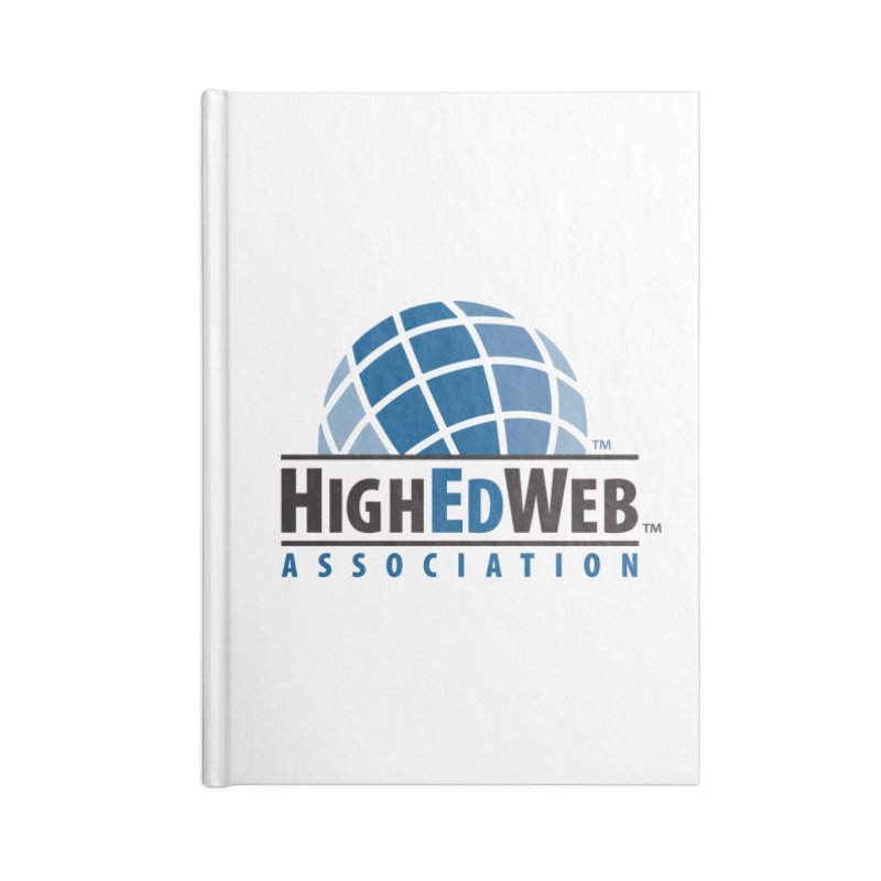 HighEdWeb Classic Logo Accessories Notebook by HighEdWeb Apparel and Accessories