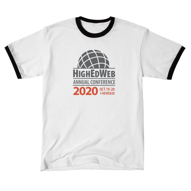 HighEdWeb 2020 Annual Conference — Conference Logo Women's T-Shirt by HighEdWeb Apparel and Accessories