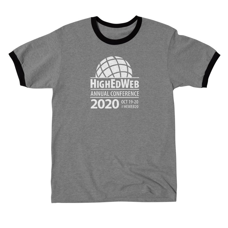 HighEdWeb 2020 Annual Conference — Reversed Conference Logo Women's T-Shirt by HighEdWeb Apparel and Accessories